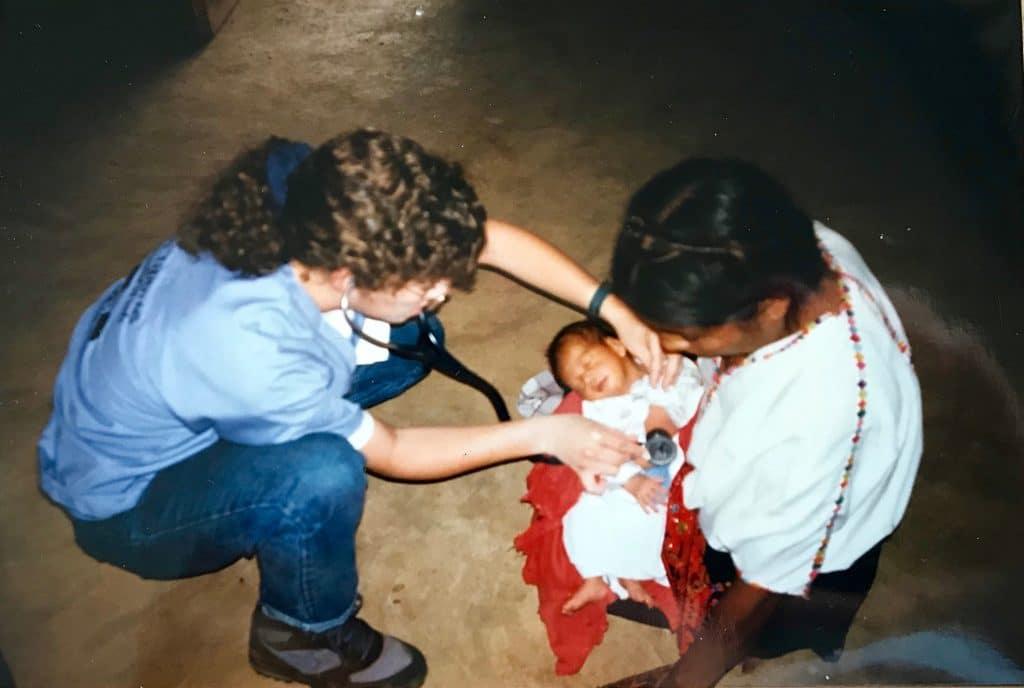 Amaryllis Sanchez Wohlever, MD - DrMari-GuatemalaMission-min